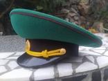Фуражка пограничник Украина, фото №4