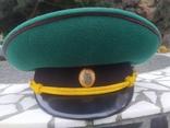 Фуражка пограничник Украина, фото №6