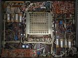 Усилитель Кумир (001) 35У 202, профилактика, фото №7