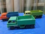 Три грузовика СССР, фото №3