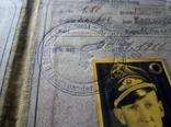 Копия.удостоверения.аусвайс.3 рейх. германия, фото №6