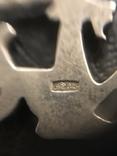 Знак зодиака ,Козерог ' 925 проба ,звезда ', фото №4