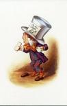 Открытки Алиса в стране чудес сказки детские, фото №2