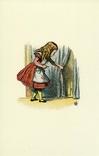 Открытки Алиса в стране чудес сказки детские, фото №3