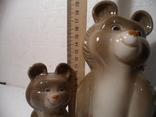 Олимпийские мишки. 3 шт., фото №7