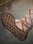 Картина змальована з листівки В. Гулак. копия, фото №6