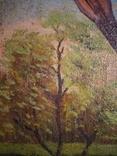 Картина змальована з листівки В. Гулак. копия, фото №8