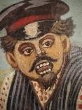 Картина змальована з листівки В. Гулак. копия, фото №11