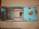 Педальная машина шасси СССР на педалях детский автомобиль, фото №2
