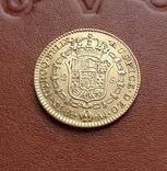 Золото. 2эскудо 1808 г. Испания, фото №8