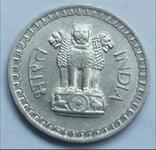 50 новых пайс 1963 г. Индия, Бомбей, фото №2