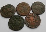 Деньга 1738 - 5 шт, фото №3