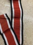 Лента шейная к Рыцарскому Кресту ЖК . III Рейх ., фото №3