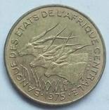 25 франков 1975 г. Центральная Африка, фото №3