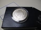 "1 доллар США (серебро): ""Абрахам Линкольн"" (2009 г.) UNC, фото №4"