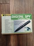 Ручка винтажная DIGITAL SPY, фото №2