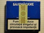 Сигареты Балтийские фото 2