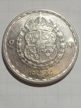 2 крони 1950 Швеція срібло, фото №2