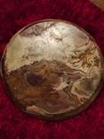 Блюдо тарелка из оникса 25 см., фото №4