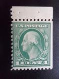 США. Дж. Вашингтон.  чистая, фото №2