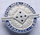 Кубок мира-биатлон Мурманск-1980, фото №2