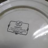 Тарілки і вазочка, фото №3