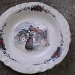 Тарілки і вазочка, фото №5