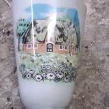Тарілки і вазочка, фото №8