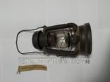 Довоєнна гасова лампа Москва., фото №2