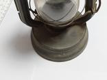 Довоєнна гасова лампа Москва., фото №6