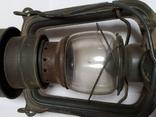 Довоєнна гасова лампа Москва., фото №9