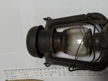 Довоєнна гасова лампа Москва., фото №10