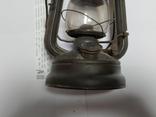 Довоєнна гасова лампа Москва., фото №11