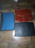 Папки, сумка, фото №2