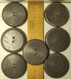 Пуговицы 7 штук, фото №3