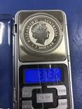 1 доллар 2007 Австралия,год Свиньи, фото №4