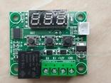 Терморегулятор W1209 термостат 12В, фото №2
