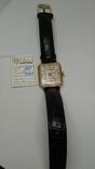 Золотые мужские часы Мактайм 585 проба, фото №5