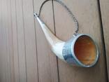 Рог сувенирный, фото №4