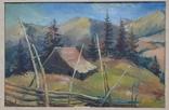 """Кашшай А. М. , """"Пiд горою"""" 1956 год. ( не выкуп лота)., фото №2"""