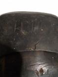 Портсигар кожаный, подписной, фото №3