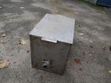 Бак бачек расширительный паровое отопление нержавейка б/у для воды, фото №2