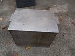 Бак бачек расширительный паровое отопление нержавейка б/у для воды, фото №8