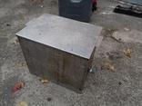 Бак бачек расширительный паровое отопление нержавейка б/у для воды, фото №9