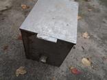 Бак бачек расширительный паровое отопление нержавейка б/у для воды, фото №3