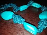 Ожерелье колье, фото №2