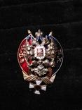 Знак сводного казачьего отряда ЦР, копия, фото №2