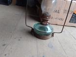 Керасинка лампа старая, фото №3