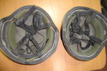 Чёрная кевларовая каска, фото №6