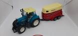 Трактор с прицепом, фото №2